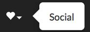Toolbar social