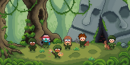 Dirty Dozen Jungle Camp