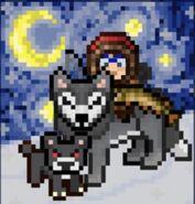 CC Winter lacefacewolf2