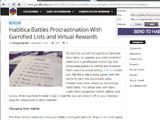 Extension Chrome pour ajouter des tâches À Faire à Habitica