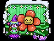 Seasonal garden
