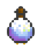 Cotton candy blue hatching potion.png