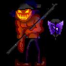 A possessed lantern spirit.