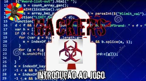Seja um hacker - Introdução ao game tutorial inicial - Hackers, Join the Cyberwar