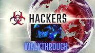 Hackers Walkthrough Join the Cyber war Trickster Arts
