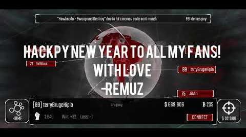 Rusty Remuz - Hackers gameplay - 2019
