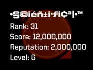 HC SCIENTIFIC 2 MILLIONS SCORE -FINAL TARGET 5 MIL