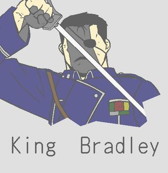 レイ キング ブラッド