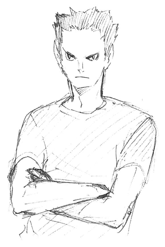 Tatsuki Washio Sketch.png