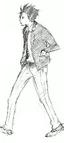 Tetsuro Kuroo Sketch