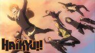 Haikyu!! - Ending 1 Tenchi Gaeshi