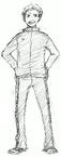 Morisuke Yaku Sketch