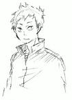 Hasashi Kinoshita Sketch