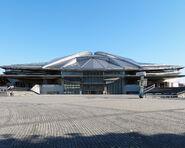 Tokyo Metropolitan Gymnasium 2008