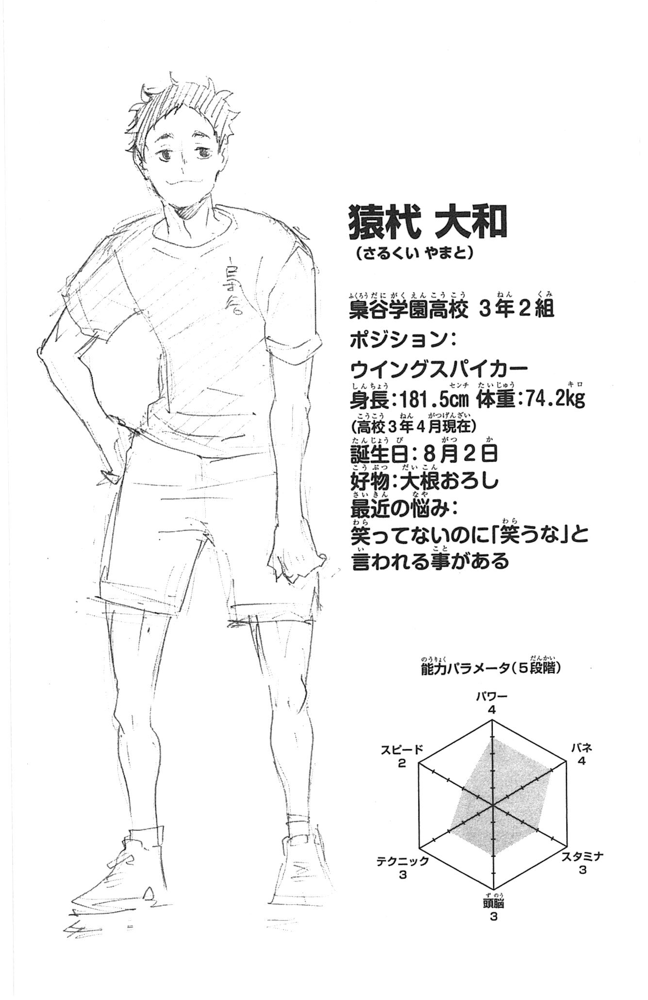 Yamato Sarukui CharaProfile.png
