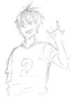 Kazuma Bobata Sketch