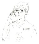 Yuzuru Komaki Sketch