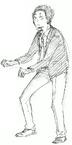 Shohei Fukunaga Sketch