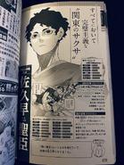 Kiyoomi Sakusa HS Stat