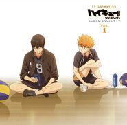 "TV Anime ""Haikyū!! Second Season"" Original Soundtrack"