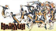 Haikyu!! - Ending 5 Mashi Mashi