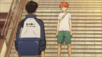 Hinata and Kageyama's final confrontation.PNG