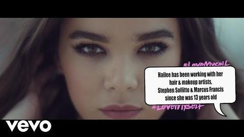 Hailee Steinfeld - Love Myself (Fact Bubbles) (Vevo LIFT)