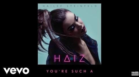 Hailee Steinfeld - You're Such A (Audio)