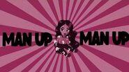 Hailee Steinfeld – Man Up (Lyric Video)