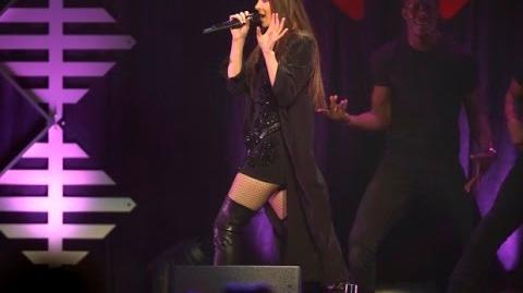 Hailee Steinfeld - Love myself Live at Jingle Ball San Jose 2016 (HD)
