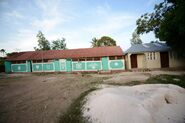 Schoolhouse and church community center