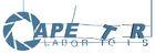 Aperture metal logo 80s
