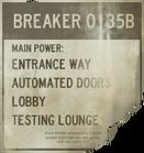 Underground breaker1