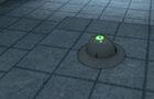 Rocket sentry concealed