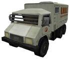 Decay truck model