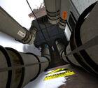 End of Shaft Test Shaft 09 Portal 2