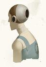 Portal 2 PotatoFoolsDay ARG Humanoid Robot Concept Art