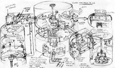 Tentacle silo concept