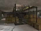Depot inside locker room