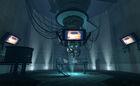 GLaDOS Central AI Chamber Portal