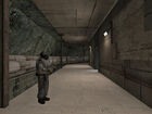 Depot inside hallway