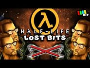 Half Life LOST BITS - Unused Graphics Galore! -TetraBitGaming-