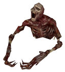 Fast zombie torso free