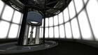 Modern Elevator Test Shaft 09 Portal 2