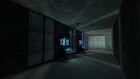 Np empty corridor
