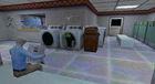 Laundromat waiting