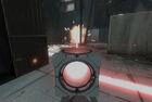 Cube beam turret