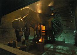 Children cremators