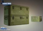 Mlitary Crate Model