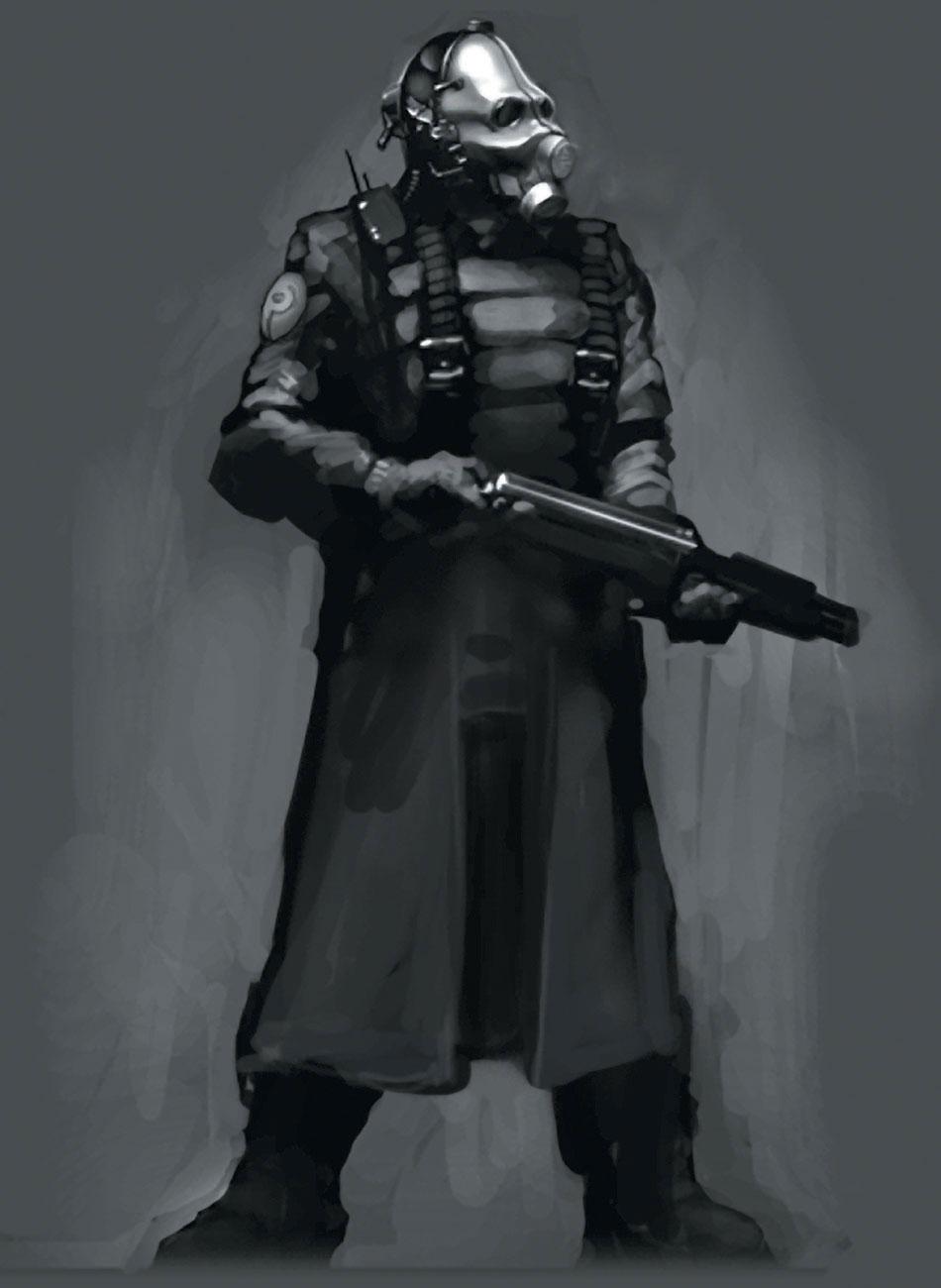 Combine guard (Civil Protection)